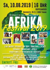 Afrika Festival 2021 Würzburg